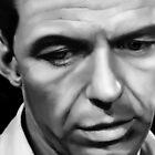 Frank Sinatra by Jennifer Gibson