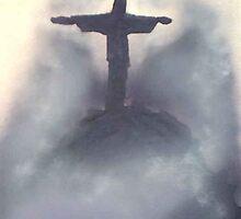 Christ the Redeemer by elliottart