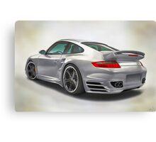 Porsche 911 Canvas Print