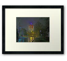 Mount Washington Water Tower Framed Print