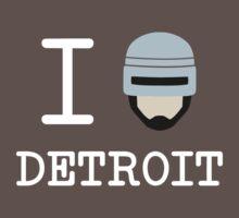 I Protect Detroit by Vitaliy Klimenko