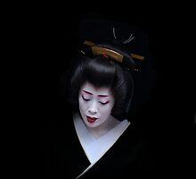 Makiko of Gion by Sam Ryan