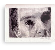Tears (Benedict Cumberbatch as Van Gogh) Metal Print