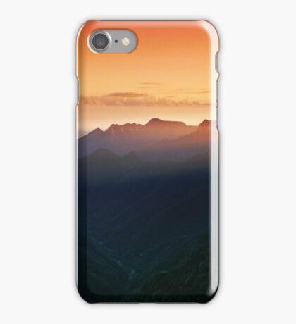 Monte Negro Canyon iPhone Case/Skin