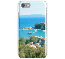 Croatia Inland iPhone Case/Skin