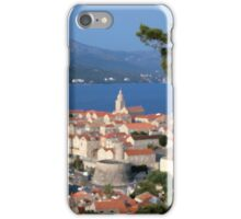Croatia Harbor iPhone Case/Skin