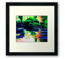 The Voice of Nature Framed Print