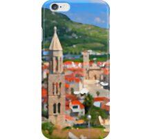 Croatia Stemple iPhone Case/Skin