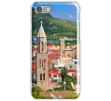 Croatia Stemple iPhone Case/Skin