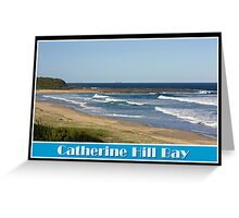 Summer Swell Greeting Card