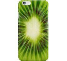 Abstract Kiwi iPhone Case/Skin