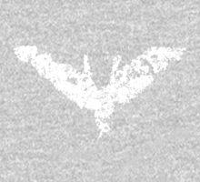 Batman 'Chalk Bat Signal' from The Dark Knight Rises One Piece - Short Sleeve
