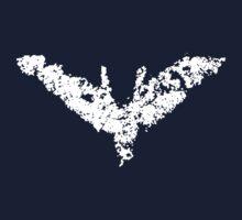 Batman 'Chalk Bat Signal' from The Dark Knight Rises Kids Tee