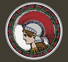 Athena/Minerva - color by electrasteph