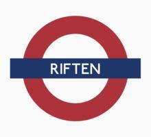 Riften Underground. by Heidi Cox