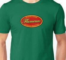Oval  Flamenco Unisex T-Shirt
