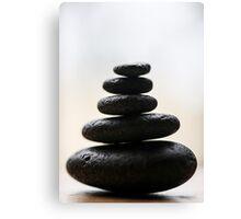 Stones ............. Canvas Print