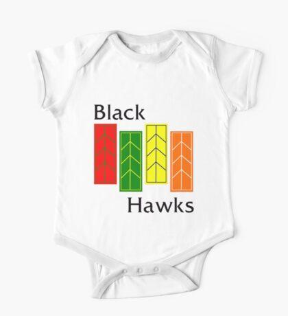 Black Hawks  Kids Clothes
