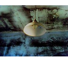Throw a little light on the 'subject' Photographic Print