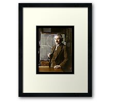 Albert Einstein, 1921 Framed Print