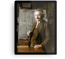Albert Einstein, 1921 Metal Print