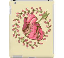 heart anatomical iPad Case/Skin