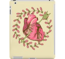 heart anatomical iPad Case/Skin
