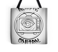 Remote Control Tote Bag
