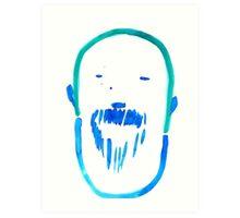 beard-son Art Print