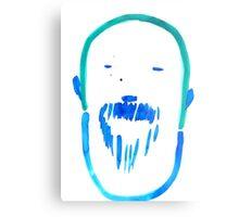 beard-son Metal Print