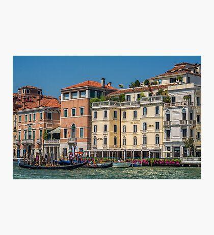Mediterranean Venice Italy Photographic Print
