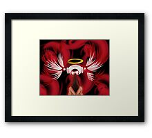 Nightmare Three Framed Print