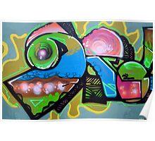 Graffiti As Art   Poster