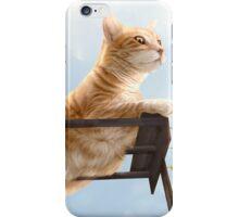 My Neighbour's Cat iPhone Case/Skin