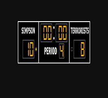 Simpson - 10 | Terrorists - 8 Unisex T-Shirt