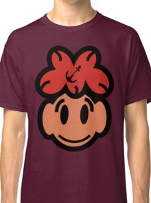 Cute Smiling Face Classic T-Shirt