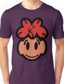 Cute Smiling Face Unisex T-Shirt
