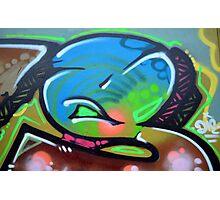 Graffiti As Art  Photographic Print