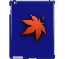 Maple Story maple leaf symbol iPad Case/Skin