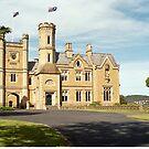 Government House Tasmania by Brett Rogers