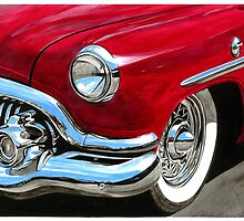 51 Buick Super by Anthony Billings