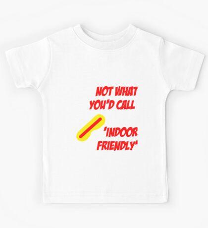 Cyclops - Not What You'd Call 'Indoor Friendly' Kids Tee
