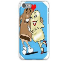 LOVE CARTOON iPhone Case/Skin
