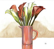 Lillies by Anthony Billings