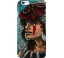 .:Princess Mononoke:. iPhone Case/Skin