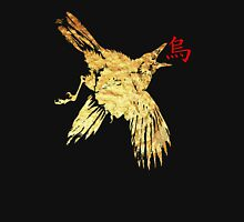 gold crow 3 Unisex T-Shirt