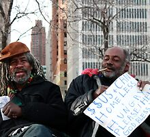 Detroit homeless by rbestphoto