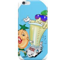 DATING CARTOON iPhone Case/Skin