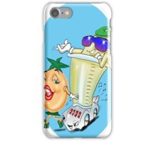 DATING CARTOON iPhone Case/Skin