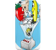 GEOCACHING CARTOON iPhone Case/Skin
